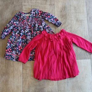 Baby Girl Dresses 3-6m